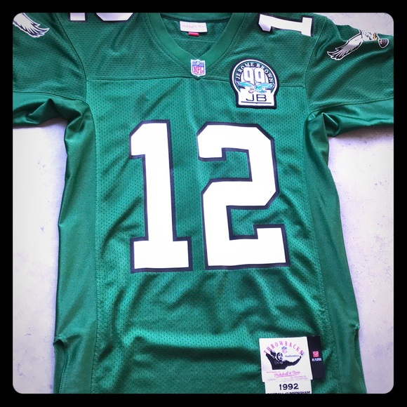 605d3f3d Randall Cunningham 1992 Authentic Eagles Jersey